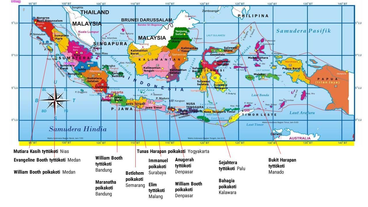 Indonesia Pelastusarmeija